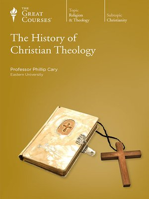 cover image of The History of Christian Theology