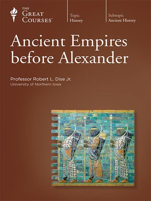 cover image of Ancient Empires before Alexander