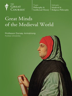 cover image of Great Minds of the Medieval World