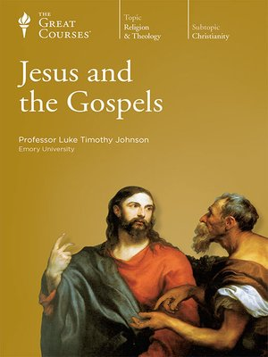 cover image of Jesus and the Gospels