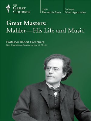 cover image of Great Masters