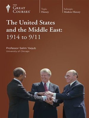 cover image of The United States and the Middle East