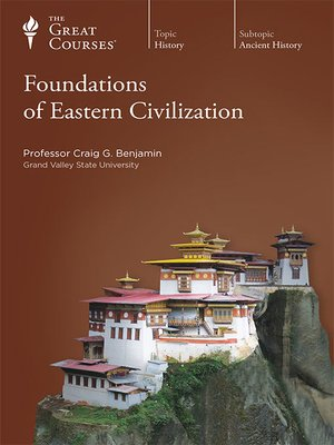 cover image of Foundations of Eastern Civilization