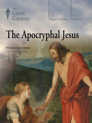 cover image of The Apocryphal Jesus