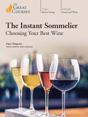 cover image of The Instant Sommelier