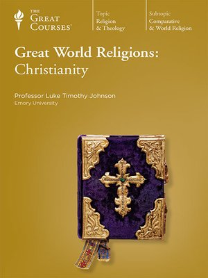 cover image of Great World Religions
