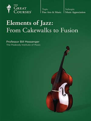 cover image of Elements of Jazz