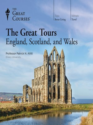 cover image of The Great Tours