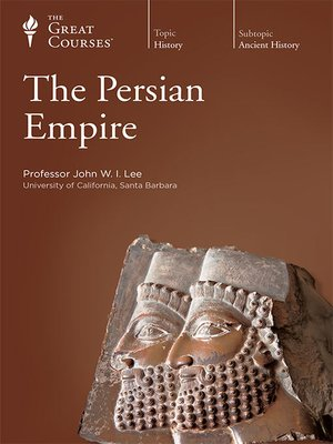 cover image of The Persian Empire