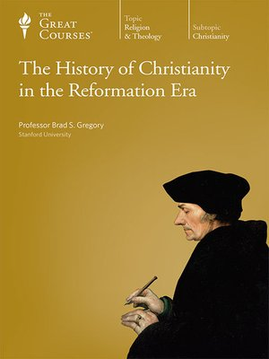 cover image of The History of Christianity in the Reformation Era