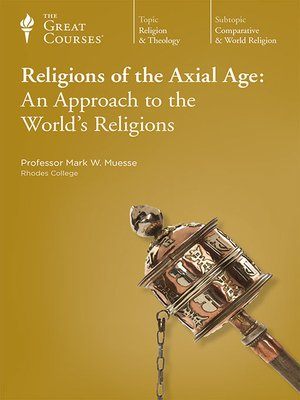 cover image of Religions of the Axial Age