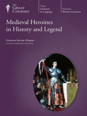 cover image of Medieval Heroines in History and Legend