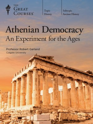 cover image of Athenian Democracy