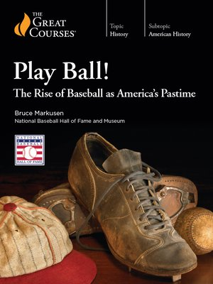 cover image of Play Ball!