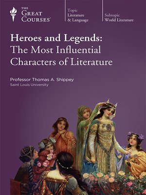 cover image of Heroes and Legends