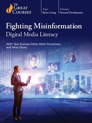 cover image of Fighting Misinformation