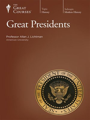 cover image of Great Presidents