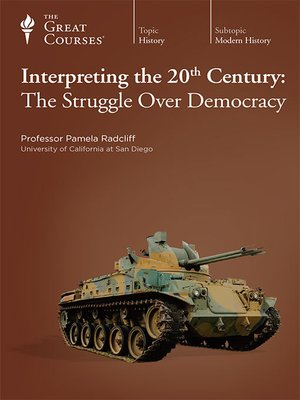 cover image of Interpreting the 20th Century