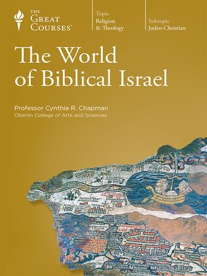 cover image of The World of Biblical Israel