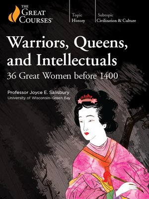 cover image of Warriors, Queens, and Intellectuals