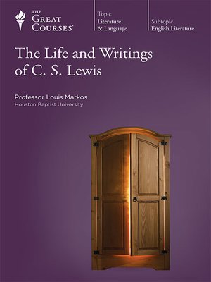 cover image of The Life and Writings of C. S. Lewis