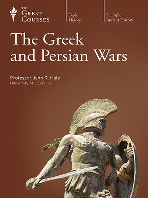 cover image of The Greek and Persian Wars