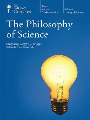 cover image of The Philosophy of Science