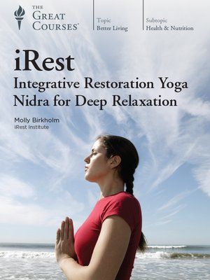 cover image of iRest