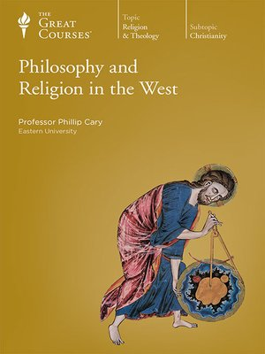 cover image of Philosophy and Religion in the West