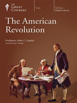 cover image of The American Revolution