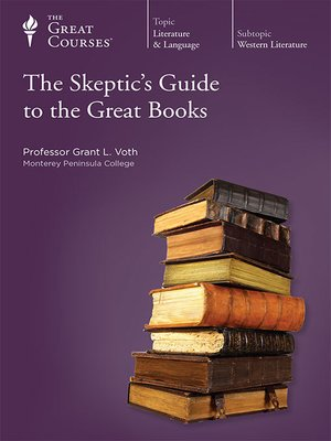 cover image of The Skeptic's Guide to the Great Books