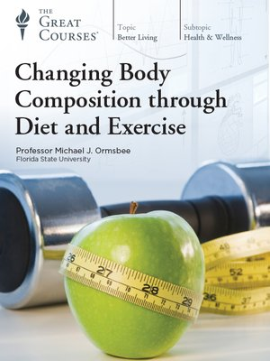cover image of Changing Body Composition through Diet and Exercise