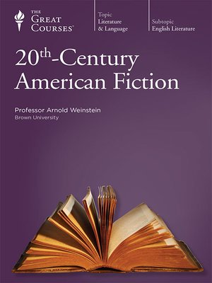 cover image of 20th-Century American Fiction