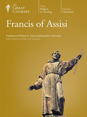 cover image of Francis of Assisi