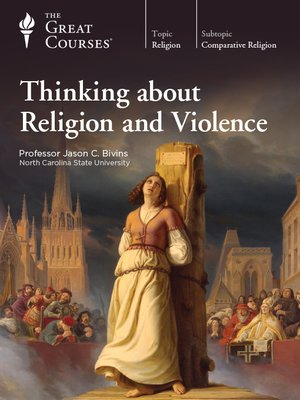 cover image of Thinking about Religion and Violence