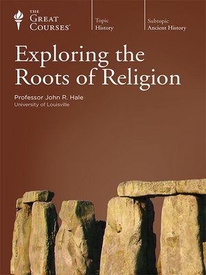 cover image of Exploring the Roots of Religion