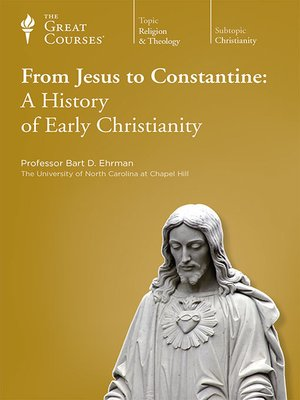 cover image of From Jesus to Constantine