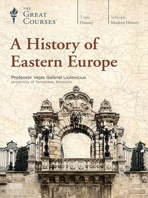 cover image of A History of Eastern Europe