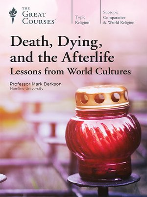 cover image of Death, Dying, and the Afterlife
