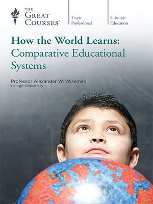 cover image of How the World Learns