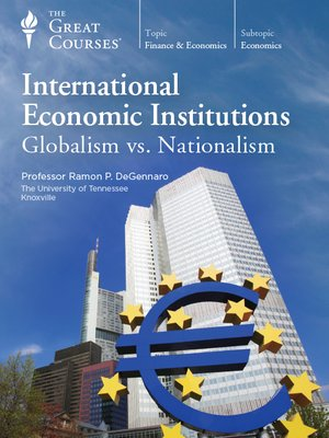 cover image of International Economic Institutions