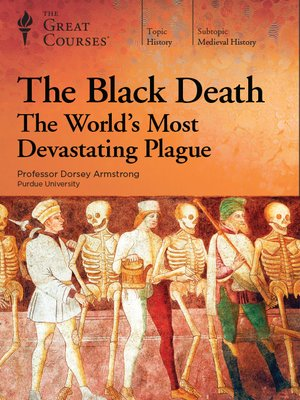cover image of The Black Death