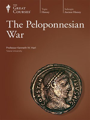 cover image of The Peloponnesian War