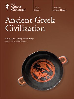 cover image of Ancient Greek Civilization