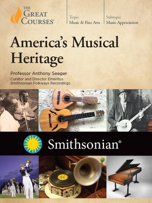 cover image of America's Musical Heritage