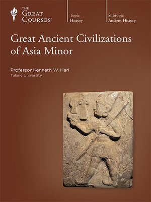 cover image of Great Ancient Civilizations of Asia Minor