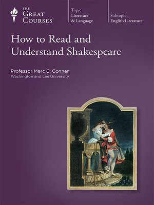 cover image of How to Read and Understand Shakespeare