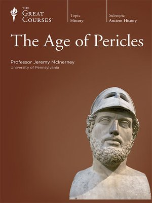 cover image of The Age of Pericles
