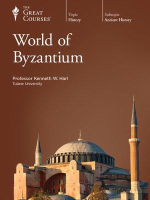 cover image of World of Byzantium
