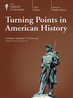 cover image of Turning Points in American History